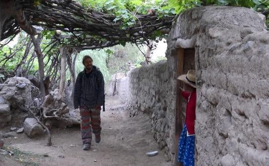 Szőlő és vályogházak - ez Quechualla 1000 éve