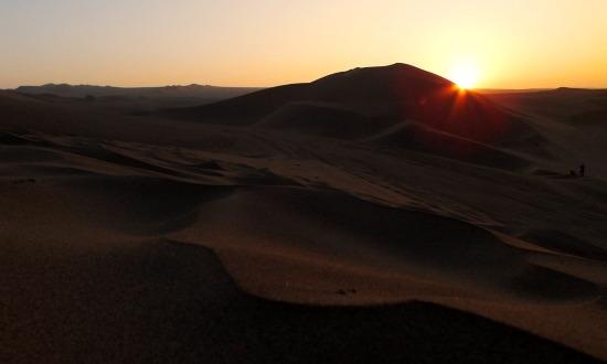 A sivatagban jobb a homok társaságában lenni, mint az emberekében