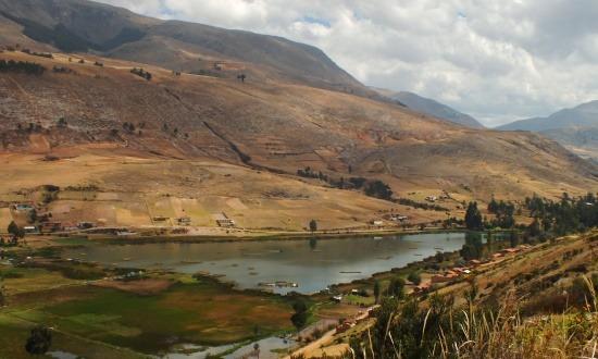 A kimondhatatlan nevű Ñahuimpuquio-lagúnában halott lelkek laknak