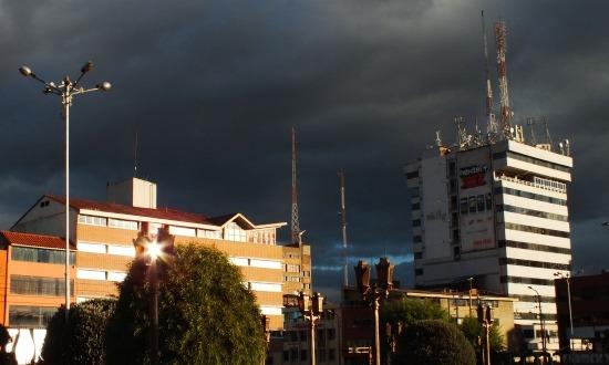 Huancayo pont olyan, mint bármelyik klasszikus perui város: csúnya