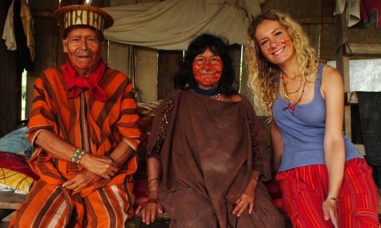 Amadeo, Katia és én
