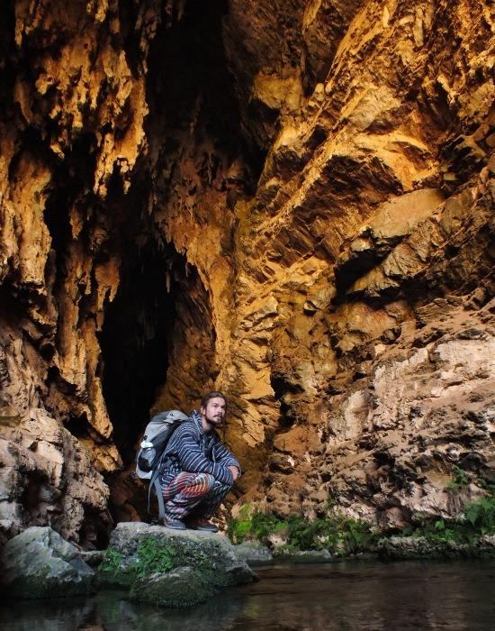 Huagapo nem ronda barlangja