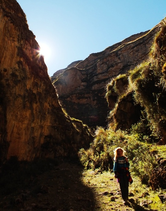 Ushto-kanyon, ami nem szerepel az LP-ben