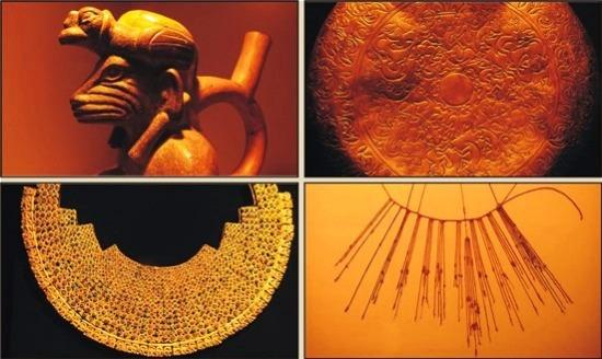 Néhány szépség a Larco Múzeumból