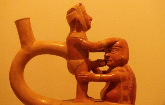 A Larco legizgalmasabb tárlata a preinka szexkiállítás