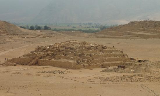 Cara piramisai a Föld egyik legősibb városának emlékei