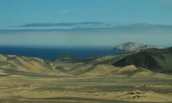 A garúa júniustól októberig az egész perui partvidéket betakarja