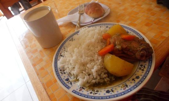Ha PEruba utazol, ezt fogod enni majdnem minden nap