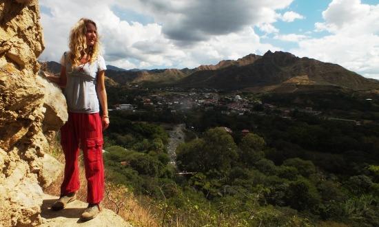 Vilcabamba a lábaim alatt