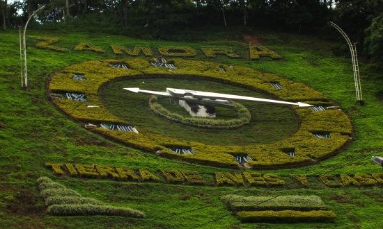 Zamorában található Dél-Amerika legnagyobb órája