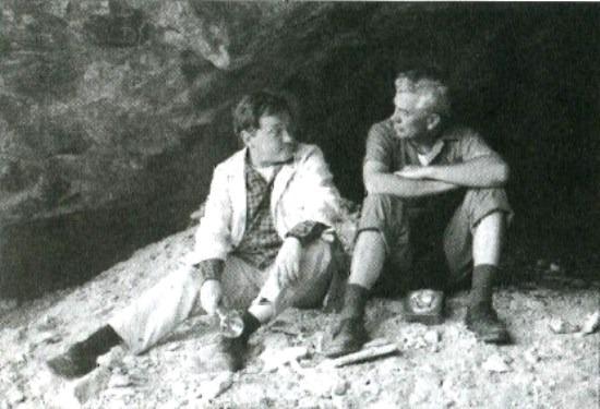Móricz és Erich von Däniken