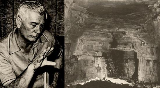 Móricz János neve összenőtt a Tayos-barlanggal
