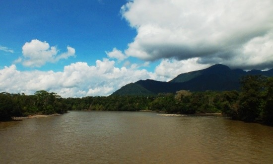 Rio Santiago