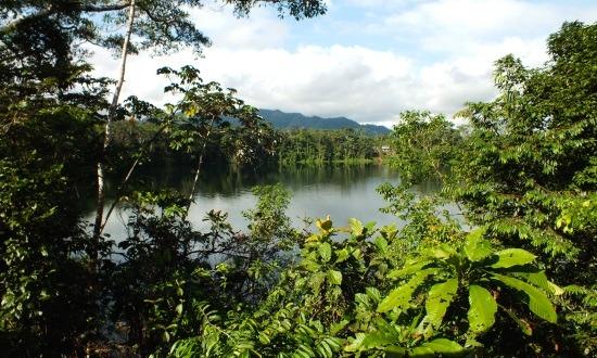 Az Ayauch-lagúna igazán kellemes hely