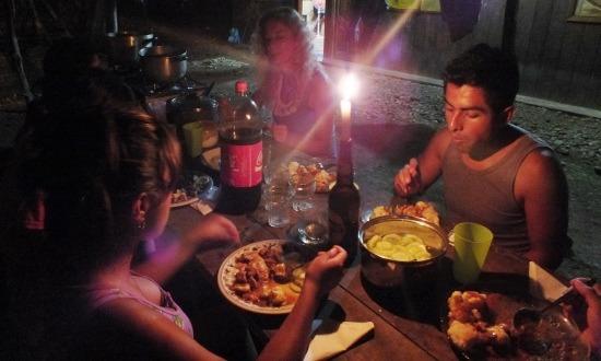 Pörköltözés Amazóniában