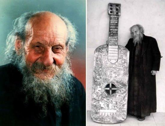 Padre Crespi és az óriások gitára - egyike az eltűnt tárgynak