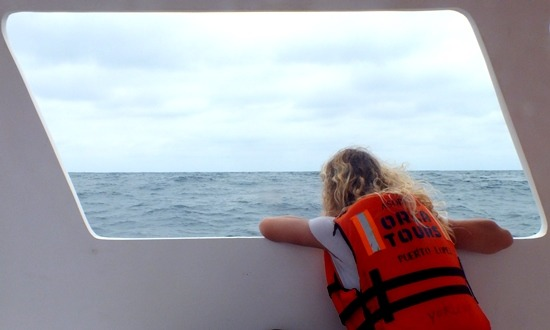 Jobb a horizontot bámulni