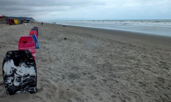 Canoában szörfösnek lenni a legjobb