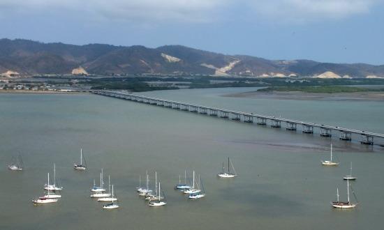 Mióta van híd, könnyebben jutsz el Bahíából Canoába