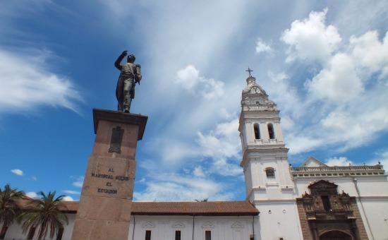 A Santo Domnigo templom van annyira szép, hogy ne kelljen hozzá legendákat párosítani