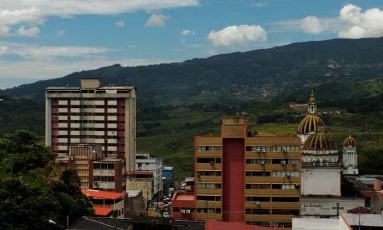 San Cristóbal kifejezetten csúnya város