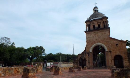 A Kongresszus temploma pár kilométerre a venezuelai határtól