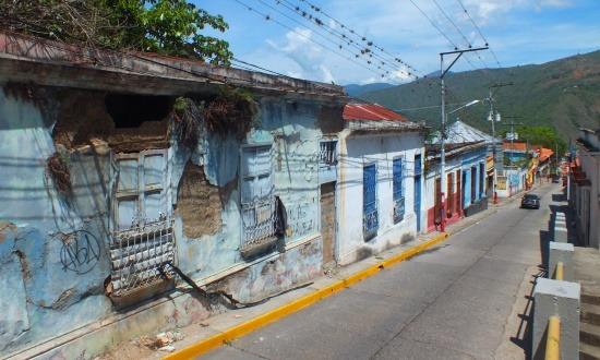 Trujillo, ahogy egész Venezuela, egykoron jobban nézett ki