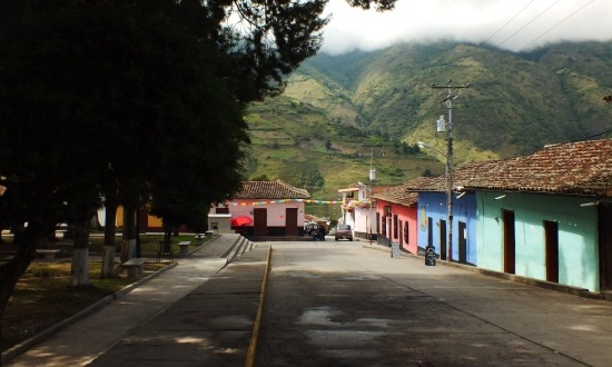 Niquitao végre egy olyan település, amiért érdemes volt utazni
