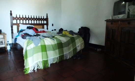 Ez a szoba 8 dollárba kerül - a venezuelaiaknak megfizethetetlen