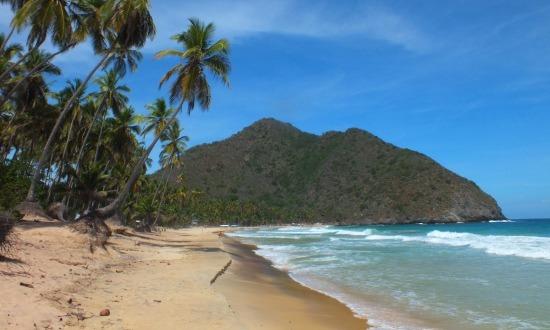 Puerto Colombia egy igazi paradicsom