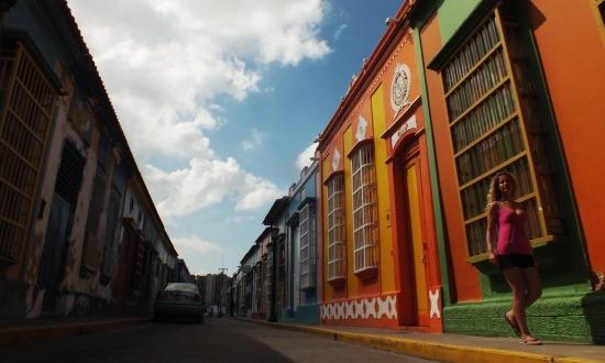 A Calle Carabobo pofás, de unalmas