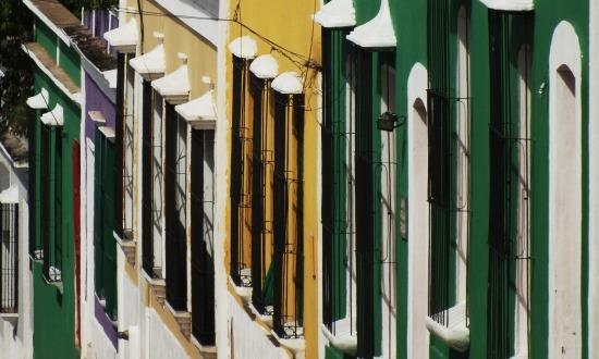 Utcakép Ciudad Bolívárban