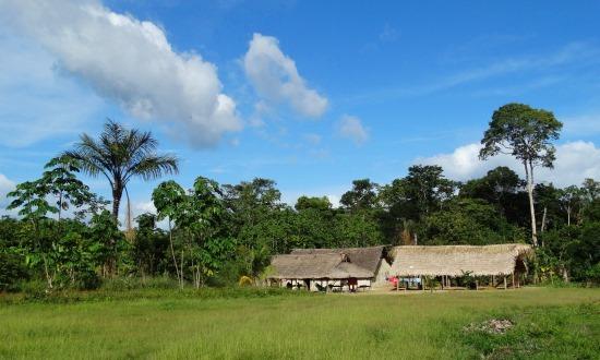 Surapire, a ye'kwana falu