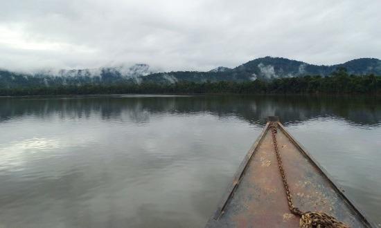 Útban a Salto Parához