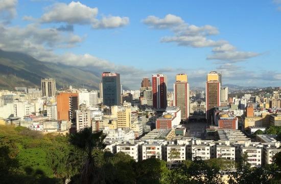 Caracas látképe nem rossz, a város maga sem az