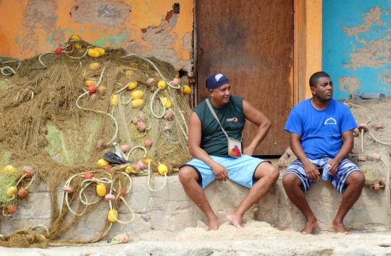 Életkép Puerto Colombiában
