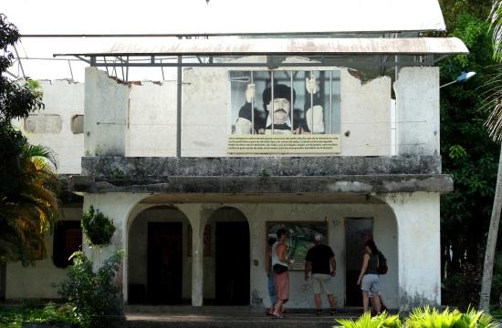 Pablo Escobar háza