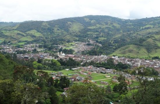 Silvia, a guambianók fővárosa