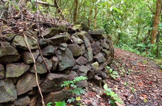 A sindaguák teraszai nem túl impozáns építmények