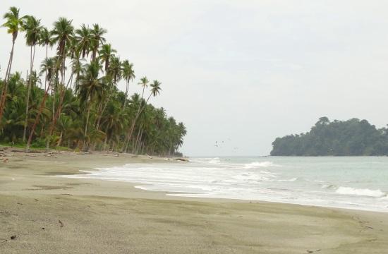 Kolumbia legszebb strandja lehetne