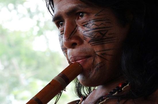 A shuar muzsika pont olyan, mint bármelyik indiánközösségé