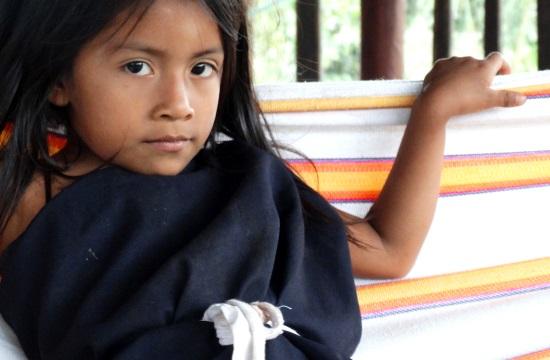 Warush legkisebb kislánya