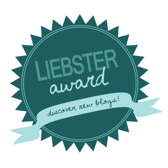 Liebster Award díj
