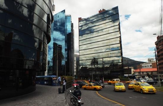 A gazdaság motorja: Quito