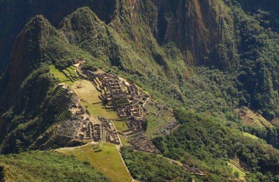 Machu Picchut Hiram Bingham valószínűleg hasonlónak láthatta, mivel a romokat már korábban megtisztították a helyi földművesek