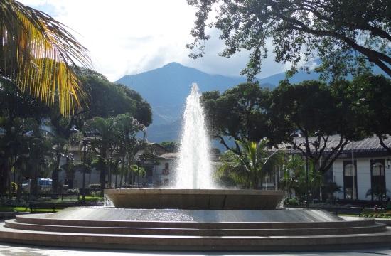 Quillabamba nappal