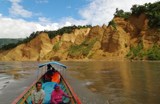 Búcsúzás az Andoktól, irány Amazónia!