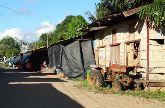 Sepahua olyan szép, hogy ez találtatott a legjobb képnek a faluról