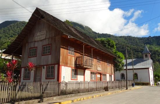 A Schafferer családnak még múzeuma is van Pozuzóban