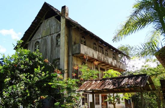 Joseph Egg házát állítólag soha nem újították fel